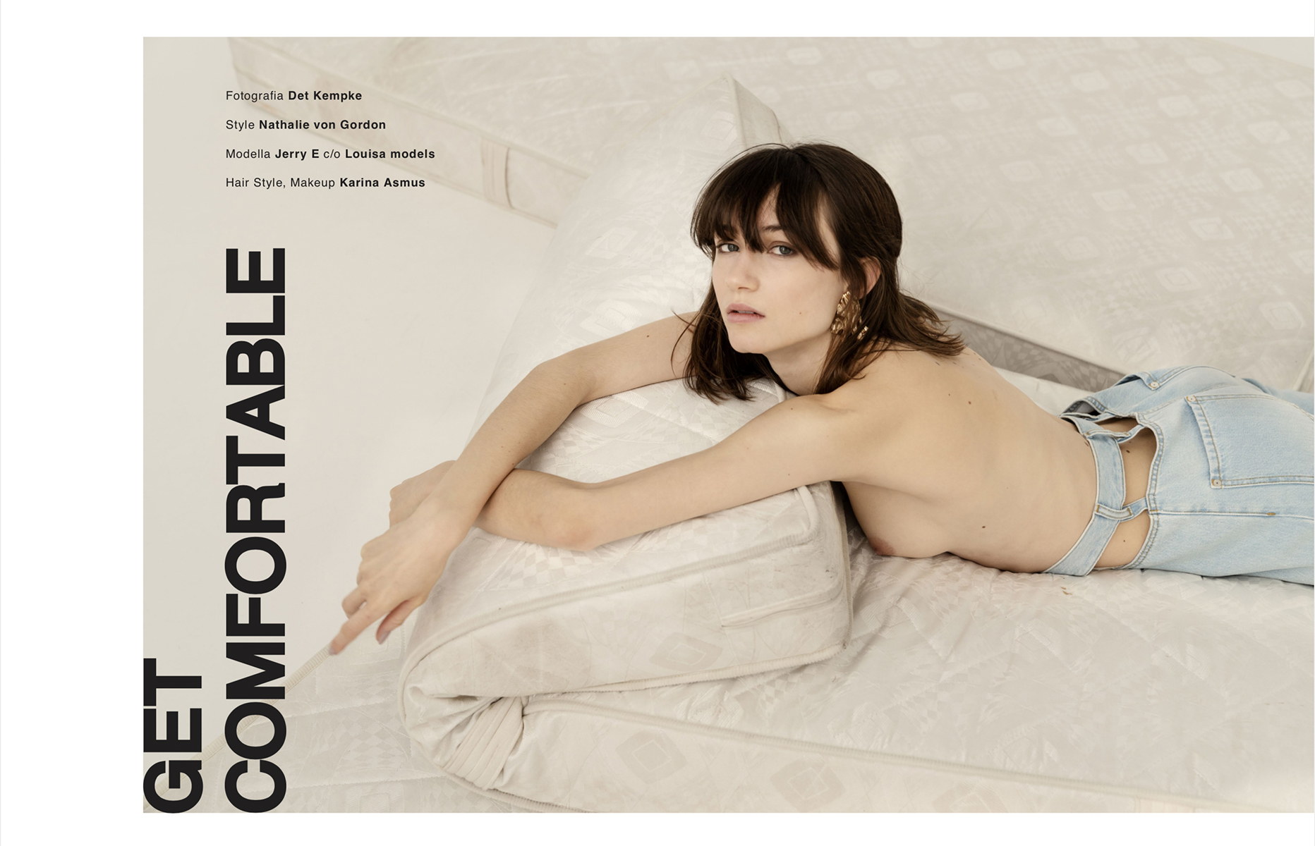 Latestmagazine April 2019 Get Comfortable!