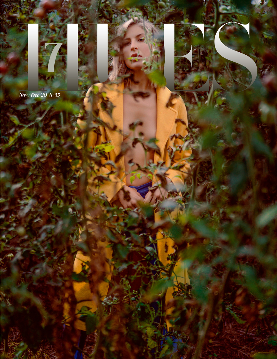The scent of soil and air 7Hues Magazine No 55 Nov/ Dec 2020